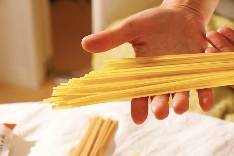 デュラム小麦 有機スパゲッティ
