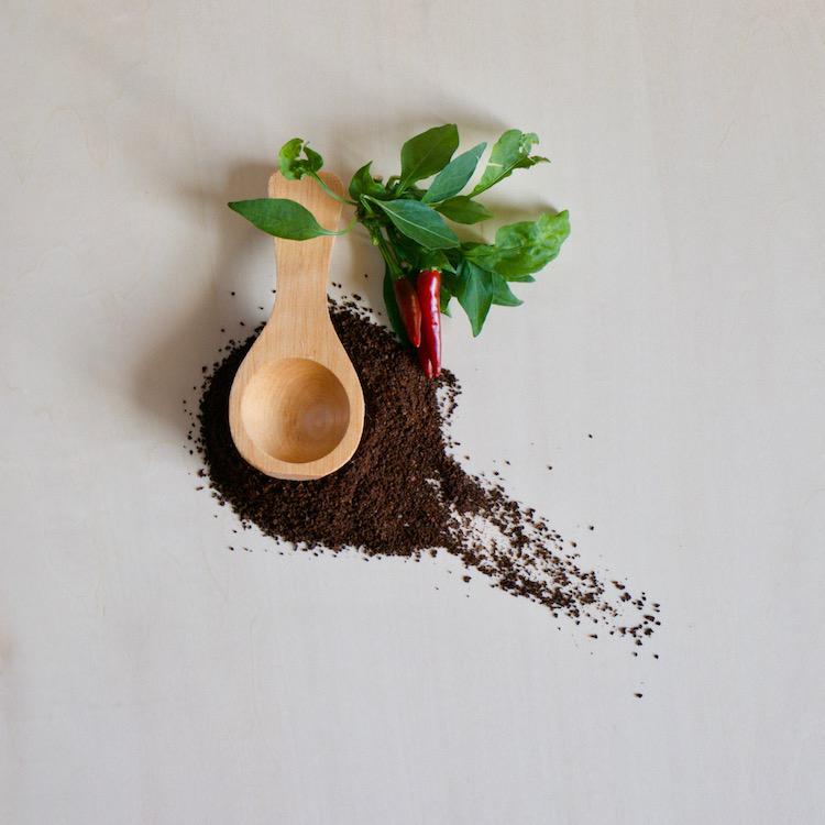 Swedish Craftのコーヒースプーン