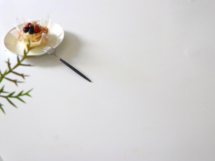 クチポールのデザートフォーク