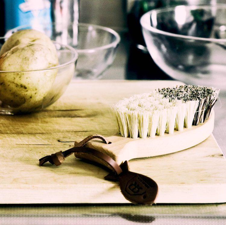 レデッカー ベジタブルブラシ 野菜ブラシ