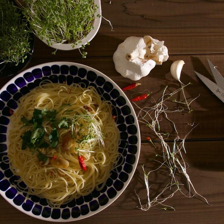 ジロロモーニデュラム小麦有機スパゲッティーニ